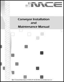 Conveyor Installation and Maintenance Manual