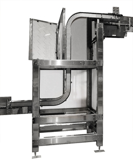 Side Gripper Elevator/Lowerator